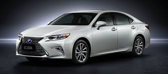lexus thailand rc 2016 lexus es 300h facelift goes on sale in thailand