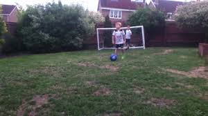 football challenge youtube