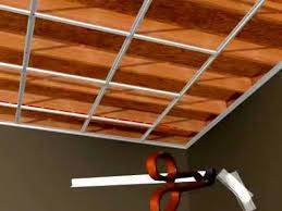 Ceiling Tile Installation Ceilingmax Surface Mount Ceiling Grid Installation