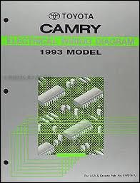 1993 toyota camry repair manual 1993 toyota camry wiring diagram manual