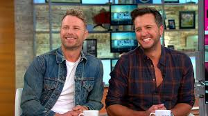 dierks bentley brother cbs this morning video dierks bentley u0026 luke bryan on acms cbs com