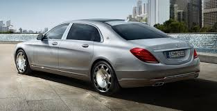 maybach mercedes benz maybach name returns to thailand with launch of s500