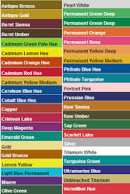 apple barrel acrylic color chart camel acrylic colors color
