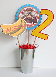 Curious George Centerpieces by 272 Best Curious George Parties Images On Pinterest Curious