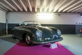 Porsche 1954 Rm U0026 039 S Auction In Monaco Classic Car 1954 Porsche 356 Pre A