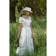 western wedding dress cattle kate
