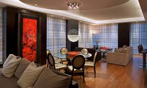 luxury modern apartment with awesome oriental look chinese style