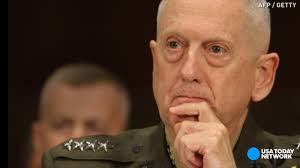 mattis appointment as defense secretary puts warrior in pentagon