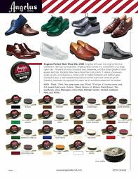 catalog u2013 angelus shoe polish