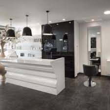 Hairdressing Reception Desk The Reception And Retail Area S Board Pinterest