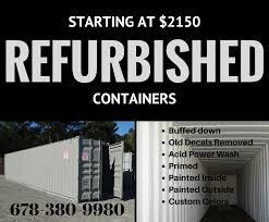 what is an hc container or high cube container atlanta used