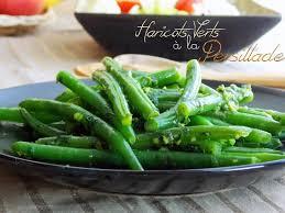 comment cuisiner les haricots verts haricots verts a la persillade le cuisine de samar