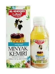 Minyak Kemiri Sei minyak kemiri zaitun al khodry gold alzafa store