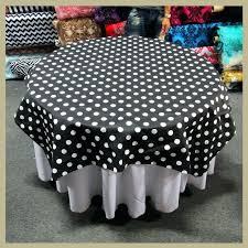 red white polka dot table covers x polka dots plastic table cover lime green polka dot tablecloth
