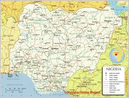 Lagos Africa Map Top 10 Safest Cities To Live In Nigeria