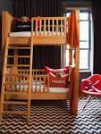 Small Space Decorating: Shared Kids' Room And Storage Ideas - Loft ...