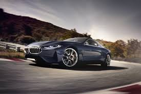 a sneak peek at the bmw 8 series that will be resurrected in 2018