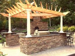 rustic outdoor kitchen ideas rustic outdoor kitchen designs exceptional rustic outdoor kitchen