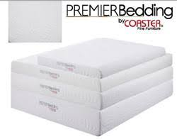8 inch queen memory foam mattress new boxspring set co 350063qs
