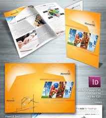 50 business brochure templates template idesignow