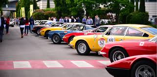 ferrari classic an unforgettable weekend in italy