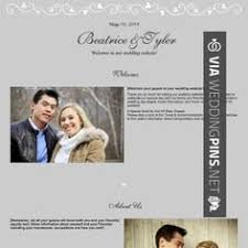 knot wedding website the knot wedding website exles check out more great