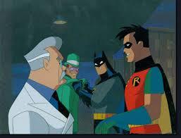 batman robin riddler warner bros american ink