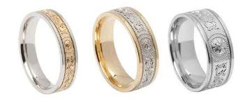celtic rings meaning unique celtic wedding rings new comfort fit celtic shield wedding