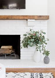Fireplace Mantel Shelf Pictures by 21 Tips To Diy And Decorate Your Fireplace Mantel Shelf Interior