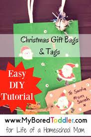 christmas gift bags u0026 tags