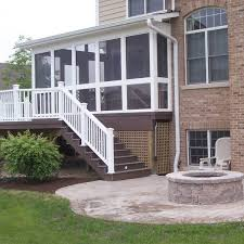 deck design ideas u2013 with screened porch archadeck outdoor living