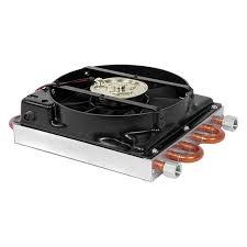 oil cooler fan kit flex a lite 45951 hd remote mount oil cooler fan kit