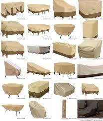 Waterproof Outdoor Patio Furniture Covers Outdoorlivingdecor - Best outdoor patio furniture