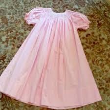 78 rosalina other sweet angela pink gingham smocked dress