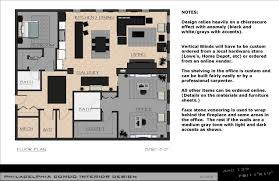 Floor Plans For Businesses Interior Design Lesson Plans For High Home With Interior