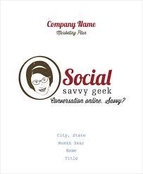 6 company plan samples u0026 templates in pdf