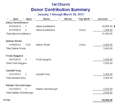 lesson 39 how to create a year end donor summary statement in