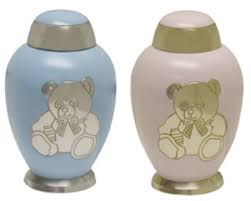 infant urns urns more blair s direct cremation burial services inc