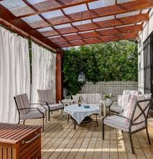 Outdoor Gazebo Curtains Gorgeous Outdoor Canopy Curtains Designs With Best 25 Gazebo