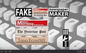 Newspaper Meme Generator - fake newspaper maker creator android apps on google play