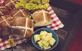 the bun australian coles launch brioche hot cross buns daily mail online