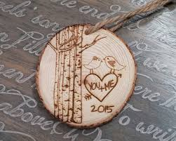 personalized ornament engraved ornaments