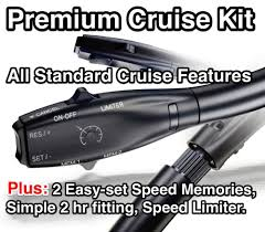 plug in cruise control kit holden rodeo colorado ra isuzu d max