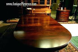 table leaf storage ideas round table with leaf extending round dining table l chestnut table