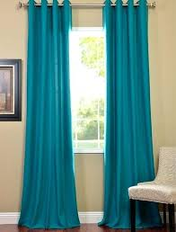 Torquoise Curtains Turquoise Curtains Living Room Golbiprint Me
