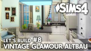 Esszimmer Altbau Küche Die Sims 4 Haus Bauen Vintage Glamour Altbau 8 Youtube