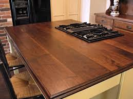 black walnut countertops in the kitchen island kitchen wood black walnut countertops in the kitchen island