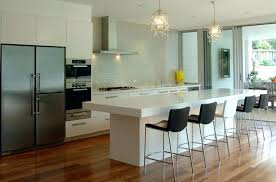 modern kitchen island with seating design kitchen island with seating ondecity