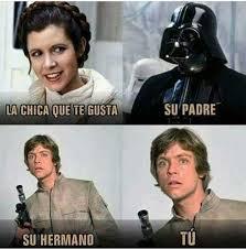 Memes De Star Wars - star wars meme memes xdxd pinterest star wars meme meme and
