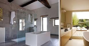 ouverte sur chambre davaus idee salle de bain ouverte sur chambre avec des idées